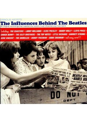 Various Artists - The Influences Behind The Beatles (Music CD)
