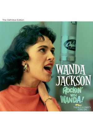 Wanda Jackson - Rockin' with Wanda!/There's a Party Goin' On (Music CD)