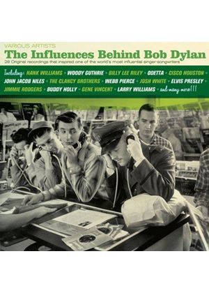 Various Artists - Influences Behind Bob Dylan (Music CD)