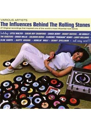 Various Artists - Influences Behind the Rolling Stones (Music CD)