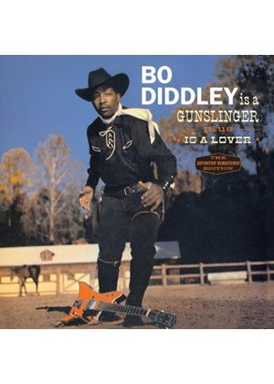 Bo Diddley - Is a Gunslinger/Is a Lover (Music CD)