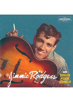 Jimmie Rodgers - Jimmie Rodgers/Sings Folk Songs (Music CD)