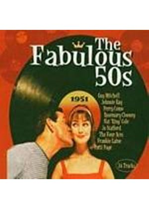 Various Artists - Fabulous 50s - 1951 [Deluxe Packaging] (Music CD)
