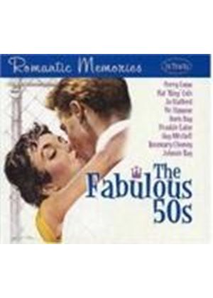 Various Artists - Romantic Memories - The Fabulous 50s (Music CD)