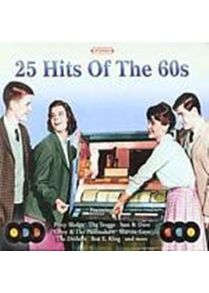 Various Artists - 25 Hits Of The 60s (Music CD)