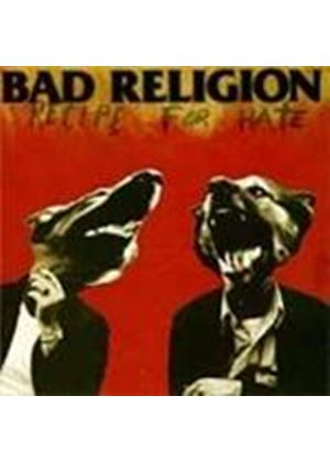 Bad Religion - Recipe For Hate (Music CD)