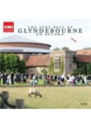 (The) Very Best of Glyndebourne on Record (Music CD)
