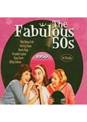 Various Artists - The Fabulous 50s - 1950 (Music CD)