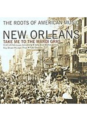 Various Artists - The Roots Of American Music - New Orleans (Music CD)
