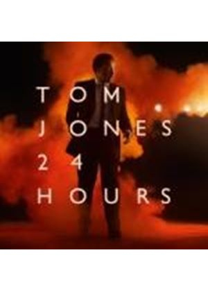 Tom Jones - 24 Hours (Music CD)