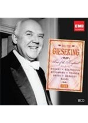 Icon - Walter Gieseking (Music CD)