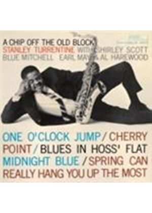 Stanley Turrentine - A Chip Off The Old Block (Remastered) (Music CD)
