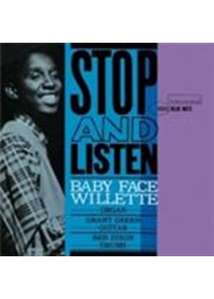 Baby Face Willette - Stop And Listen (Rudy Van Gelder Edition/Remastered) (Music CD)