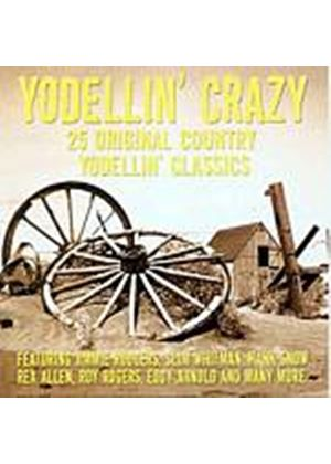 Various Artists - Yodellin Crazy (Music CD)