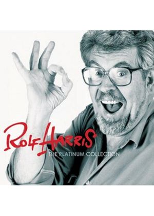 Rolf Harris - Platinum Collection (3 CD) (Music CD)