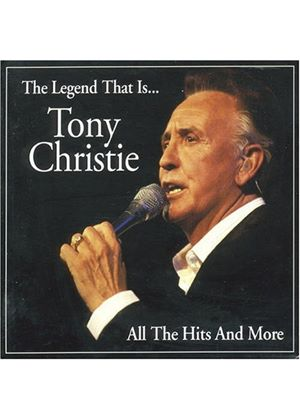 Tony Christie - The Legend That Is (Music CD)