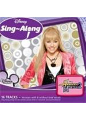 Helen Darling - Disney Singalong - Hannah Montana 2 (Music CD)