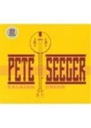 Pete Seeger - Talking Union (Music CD)