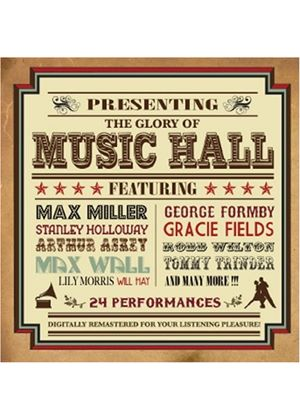 Various Artists - GLORY OF MUSIC HALL