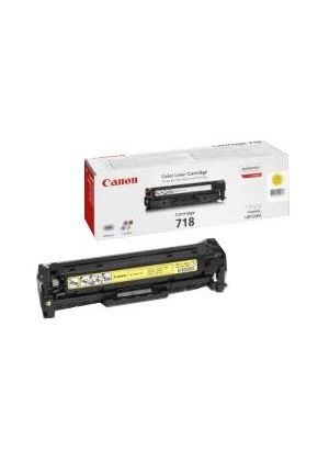 Canon 718 Yellow - Toner cartridge - 1 x yellow - 2900 pages