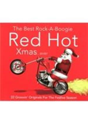 Various Artists - Best Rock-A-Boogie Red Hot Xmas... Ever, The (Music CD)