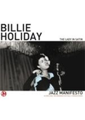 Billie Holiday - Lady In Satin, The (Music CD)