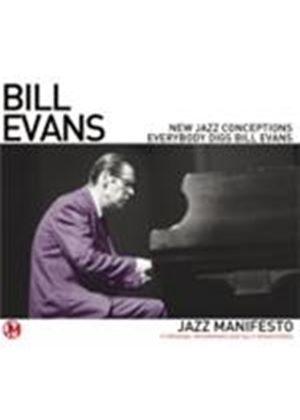 Bill Evans - Jazz Manifesto (Music CD)