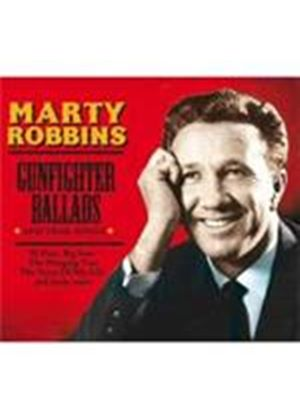 Marty Robbins - Gunfighter Ballads And Trail Songs (Music CD)
