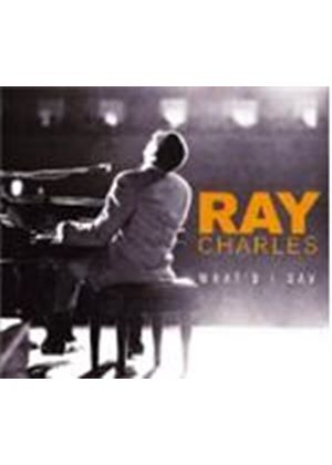 Ray Charles - What'd I Say (Music CD)