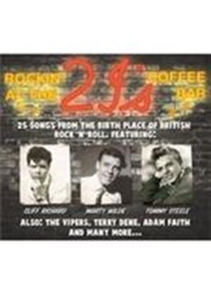 Various Artists - Rockin' At The 2 I's (Music CD)
