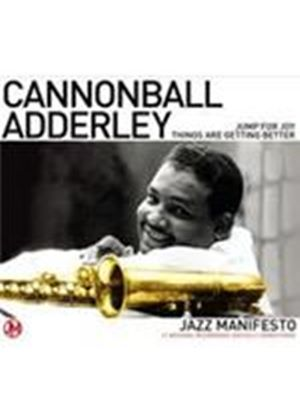 Cannonball Adderley - Jazz Manifesto (Music CD)