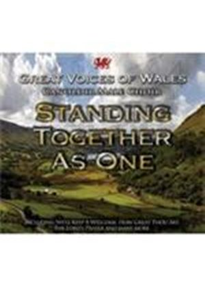 Candoldir Male Choir - Standing Together As One (Great Voices Of Wales) (Music CD)