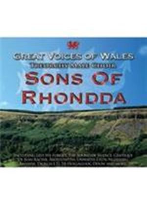 Treorchy Male Choir (The) - Sons Of Rhondda (Music CD)