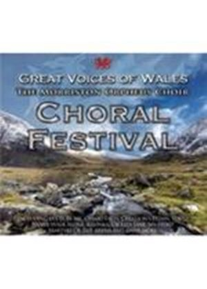 Morriston Orpheus Choir (The) - Choral Festival (Music CD)