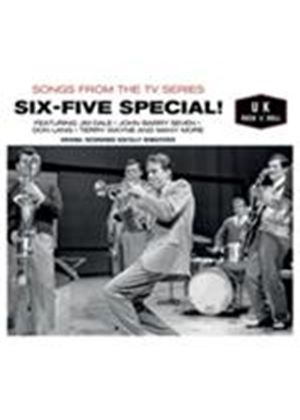 Various Artists - Songs from the TV Series Six-Five Special (Music CD)