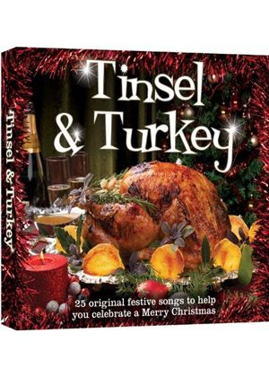 Various Artists - Tinsel & Turkey (Music CD)