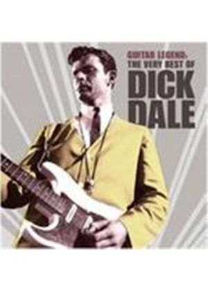 Dick Dale - Guitar Legend (The Very Best Of Dick Dale) (Music CD)