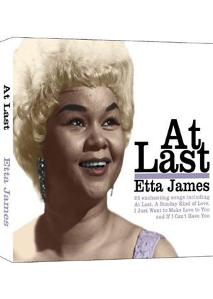 Etta James - At Last (Music CD)