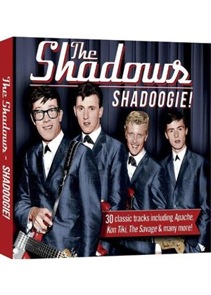 Shadows (The) - Shadoogie! (Music CD)