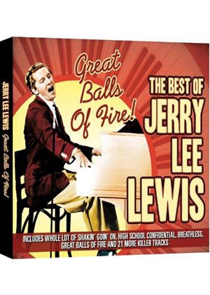 Jerry Lee Lewis - Best of Jerry Lee Lewis (Music CD)