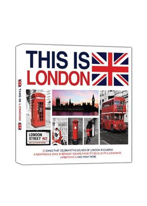 Various Artists - This Is London (Music CD)