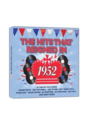 Various Artists - The Hits That Reigned In 1952 (Music CD)
