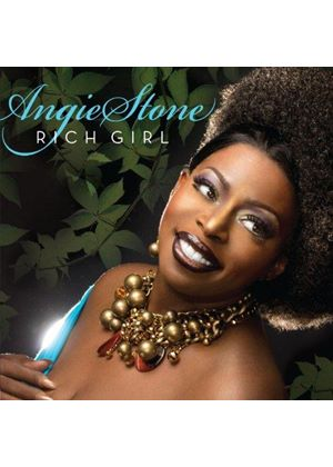 Angie Stone - Rich Girl (Music CD)