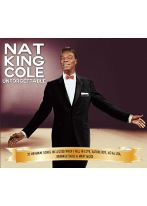 Nat King Cole - Velvet Voice of Nat King Cole (Unforgettable) (Music CD)
