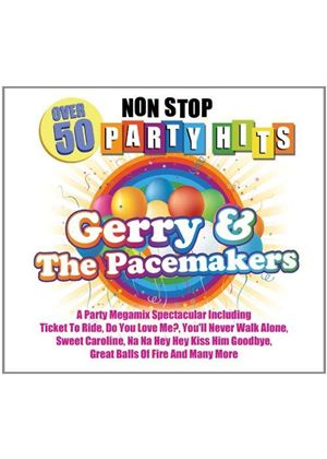 Gerry & the Pacemakers - 50 Non-stop Party Hits (Music CD)
