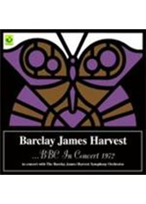 Barclay James Harvest - BBC In Concert 1972 (Music CD)