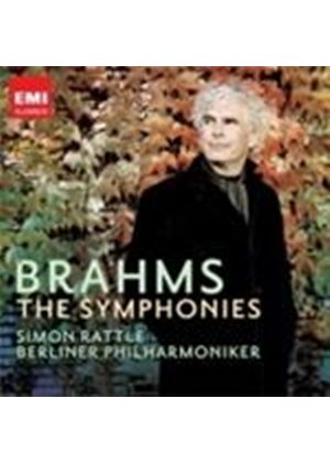 Brahms: (The) Symphonies (Music CD)