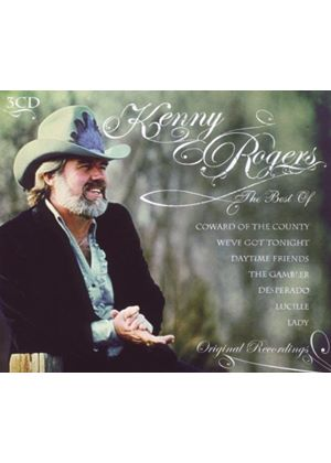 Kenny Rogers - The Very Best Of Kenny Rogers (3 CD) (Music CD)