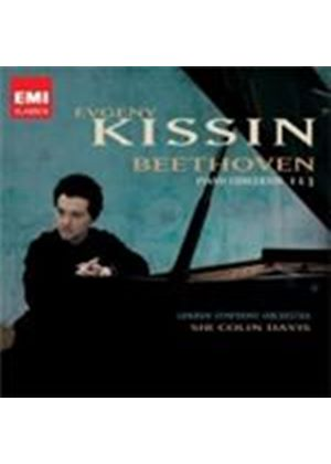Beethoven: Piano Concertos Nos 1 & 3 (Music CD)