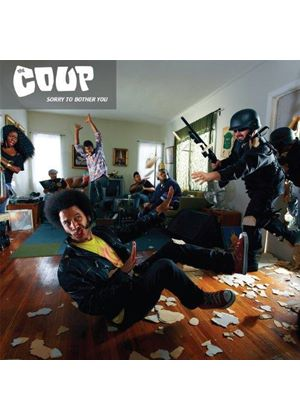 Coup (The) - Sorry to Bother You (Music CD)